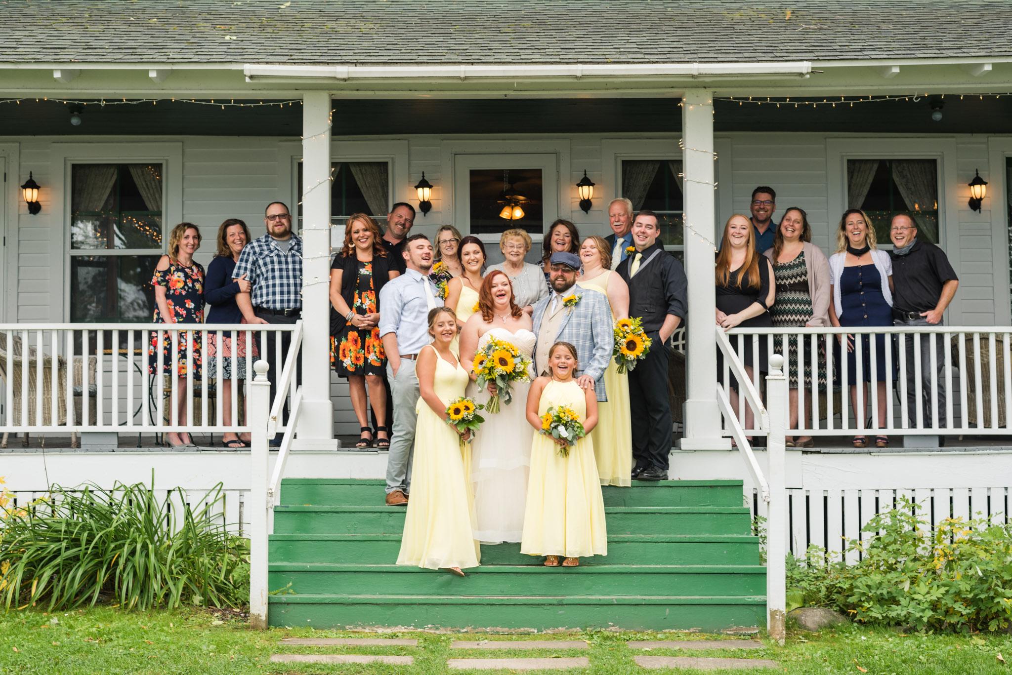 intimate wedding upper peninsula, upper peninsula wedding, upper peninsula photographer