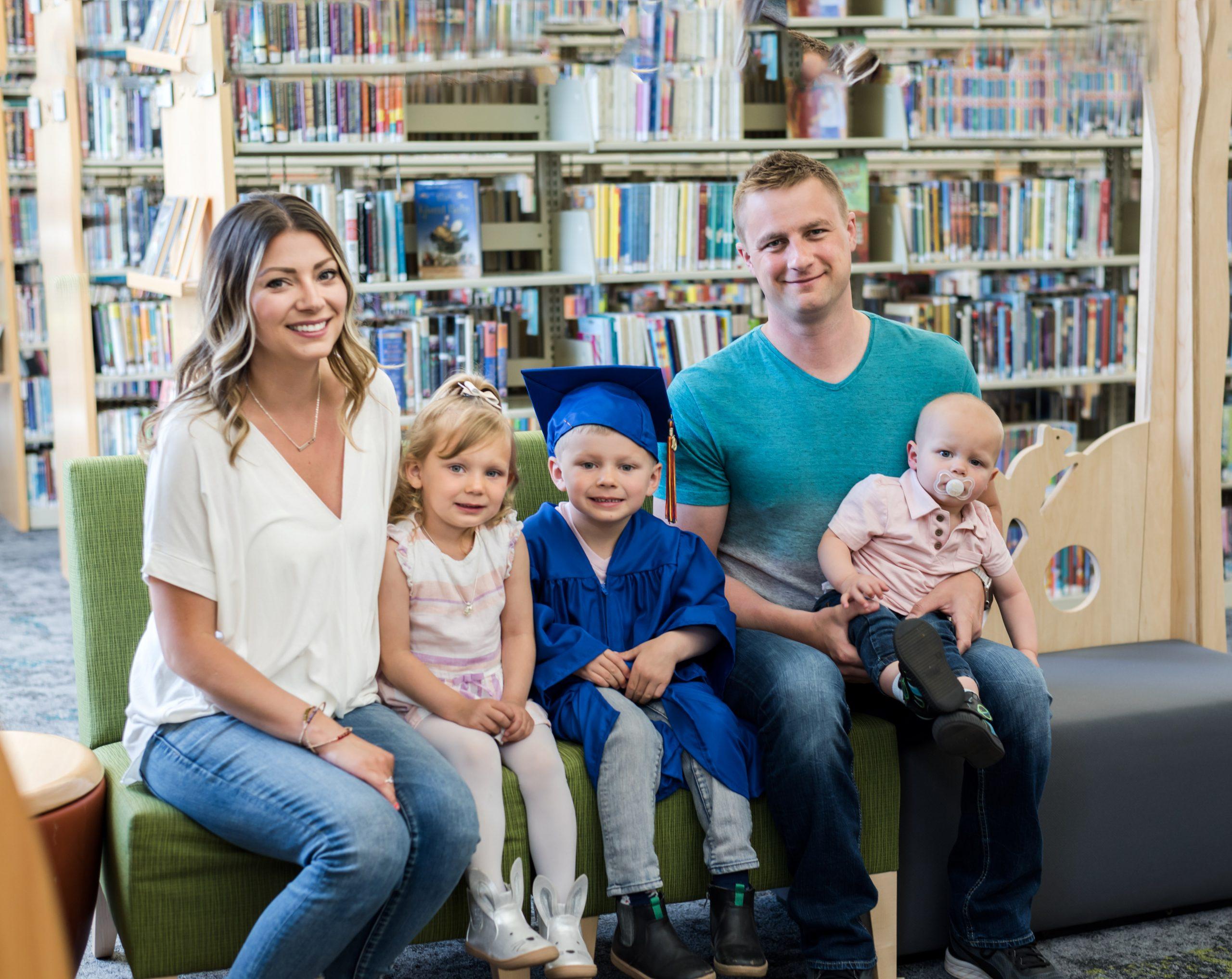 library family shoot