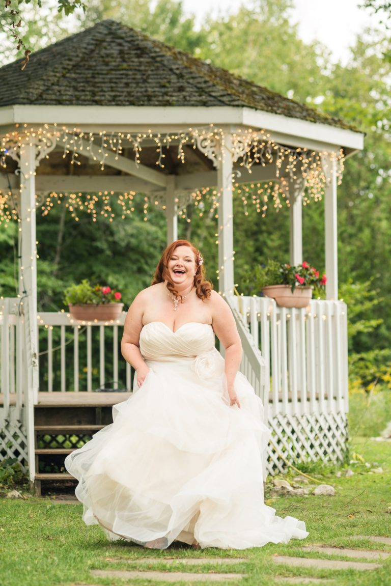 chamberlin's ole forest inn wedding