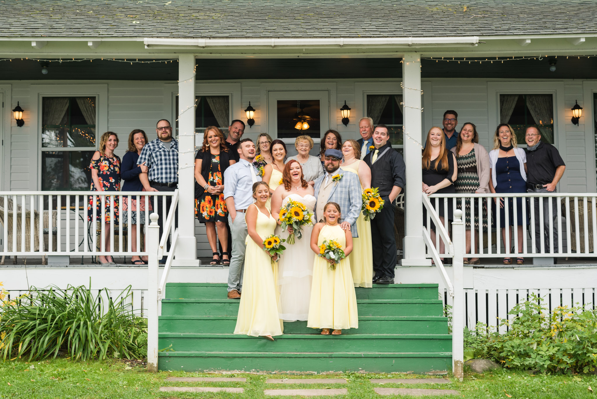 intimate wedding upper peninsula