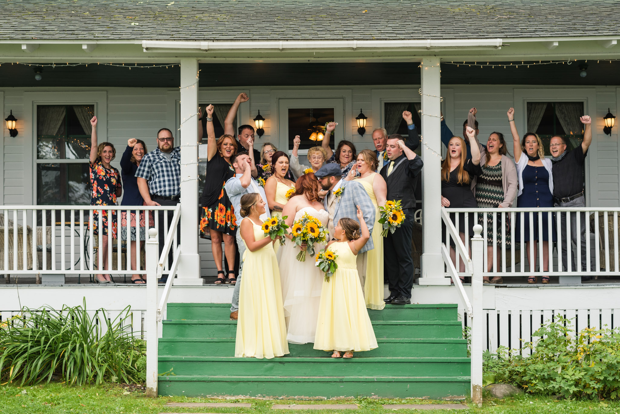 intimate wedding upper peninsula michigan