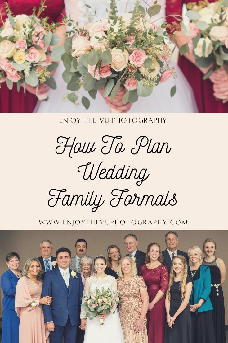 plan family formals