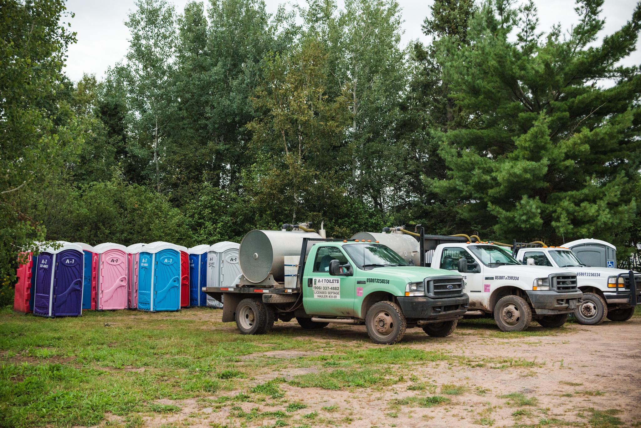 A-1 Toilets Upper Peninsula