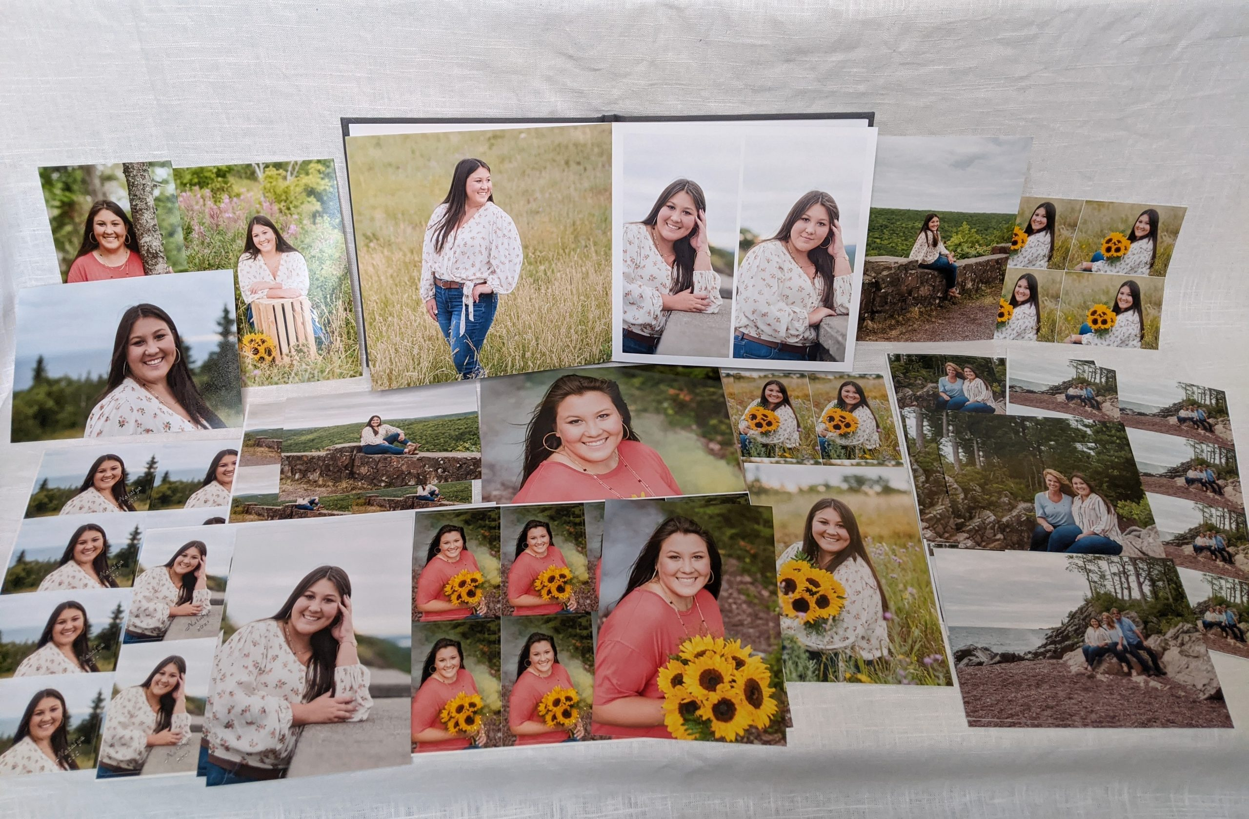 print order for senior pictures and products