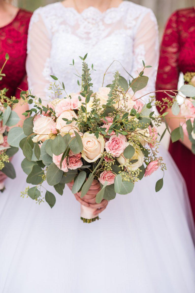 upper peninsula winter wedding flowers (3)b