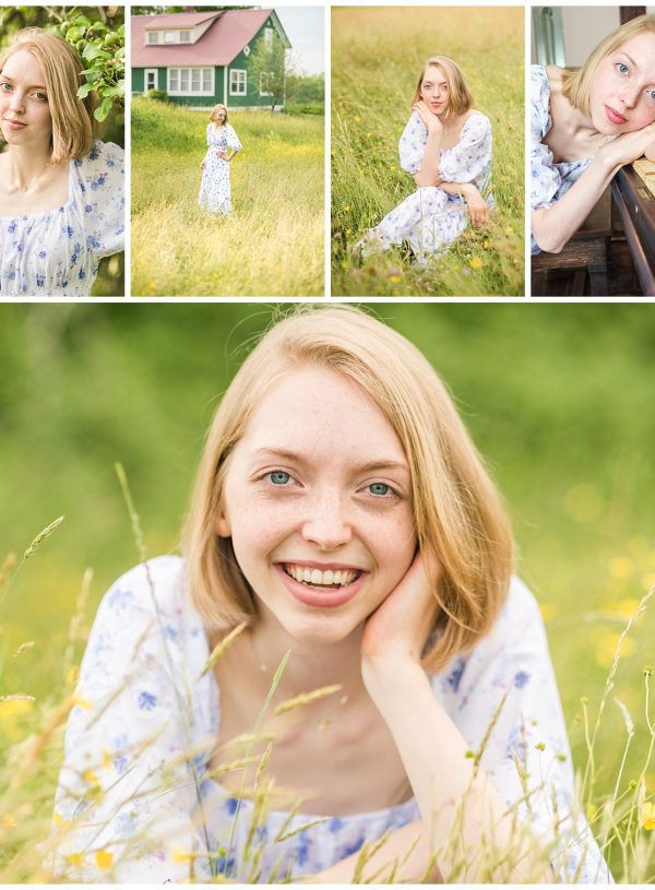 Chassell MI Senior Pictures Summer | Mikayla