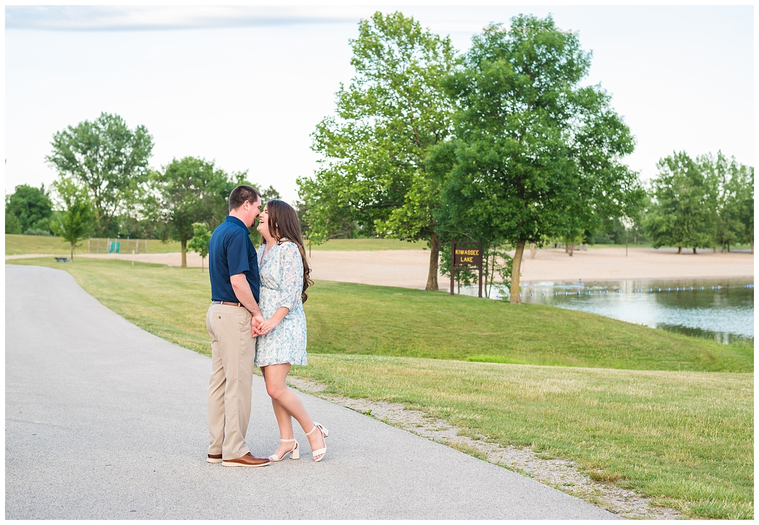 mid michigan engagement pictures