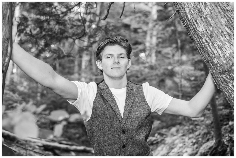 high school senior guy pictures