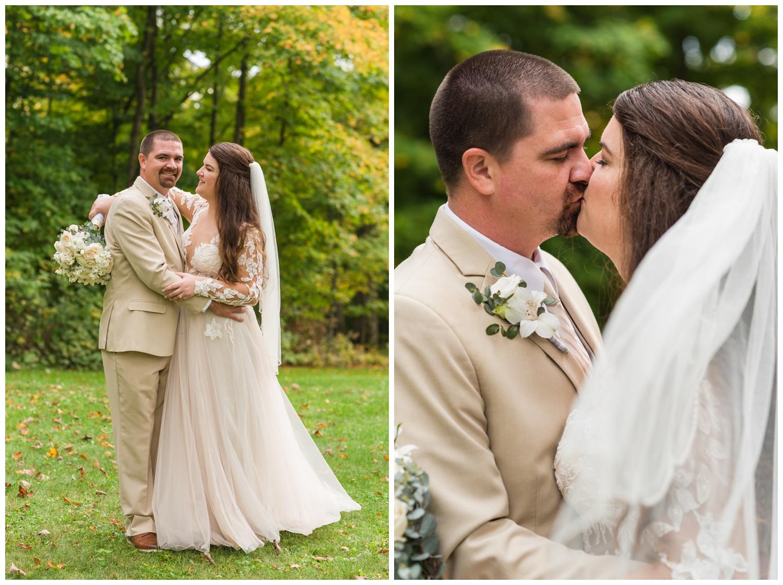 october wedding at interlaken resort in michigan